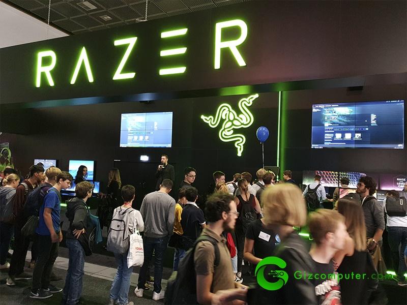 #IFA18: Razer Blackwidow Elite y los nuevos periféricos gaming