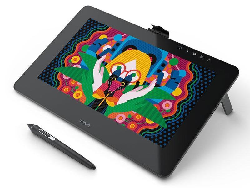 Wacom Cintiq Pro 13, dibuja y diseña con máxima libertad