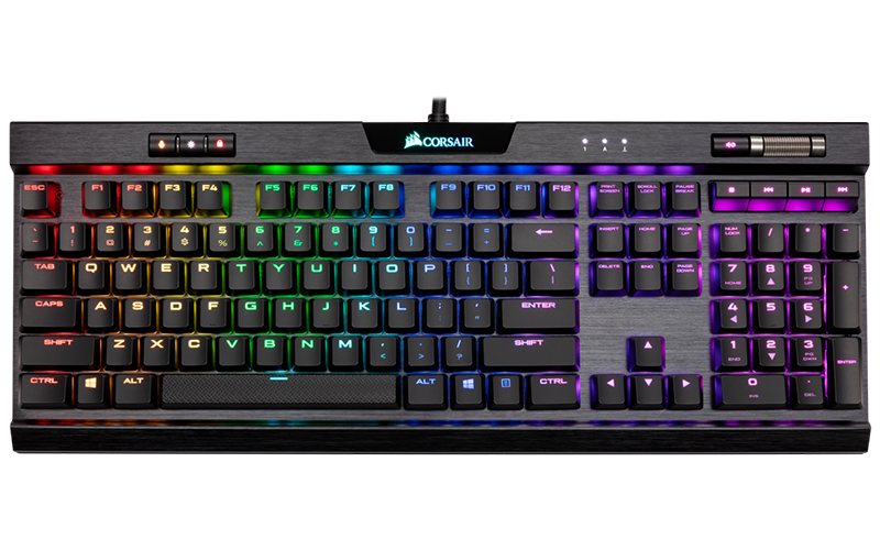 K70 RGB MK.2 Low Profile