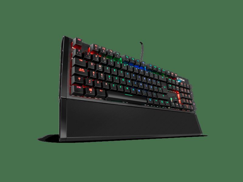 Nuevo teclado gaming Krom Kempo de Nox