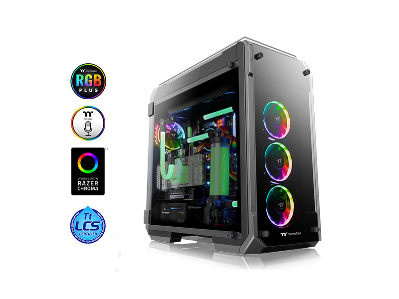 Nueva torre Thermaltake View 71 TG RGB Plus