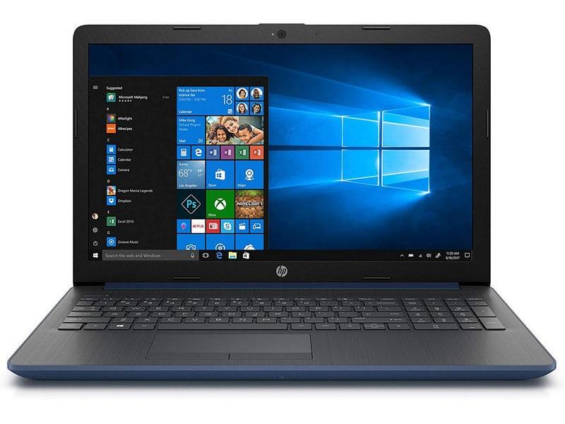 HP 15-DA0017NS, portátil para usuarios con pocas pretensiones