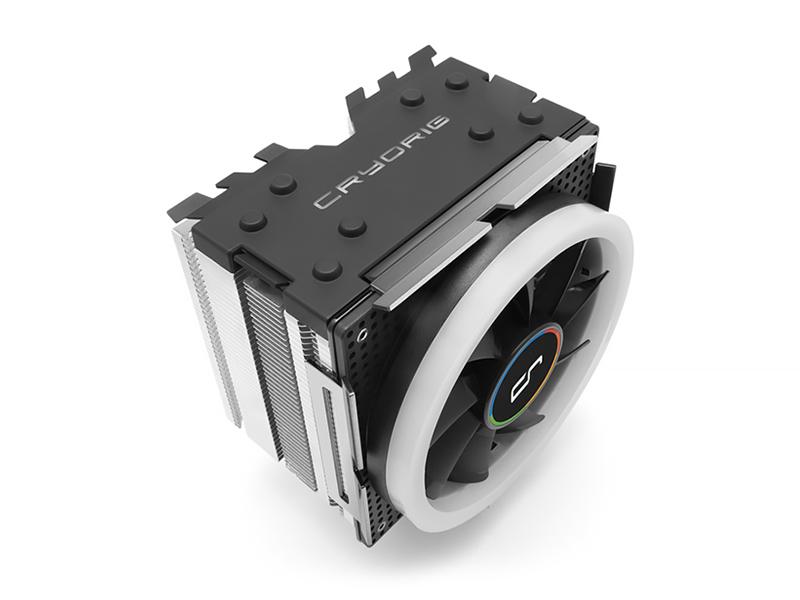 El disipador de CPU Cryorig H7 Ultra RGB disponible a un precio imbatible
