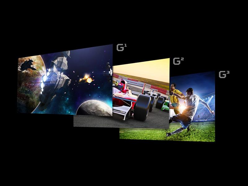 Nuevos monitores gaming Acer Nitro XF272UP, XV272UP y XV273KP