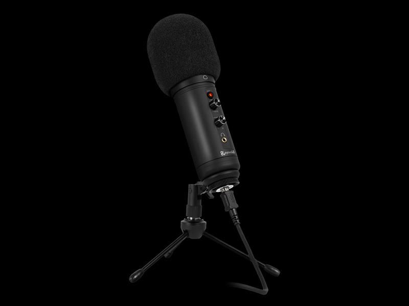 Newskill Kaliope, un nuevo micrófono para los streamers