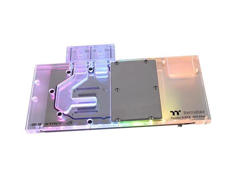Gráficas ROG Strix el Pacific V-RTX 2070 Plus de Thermaltake