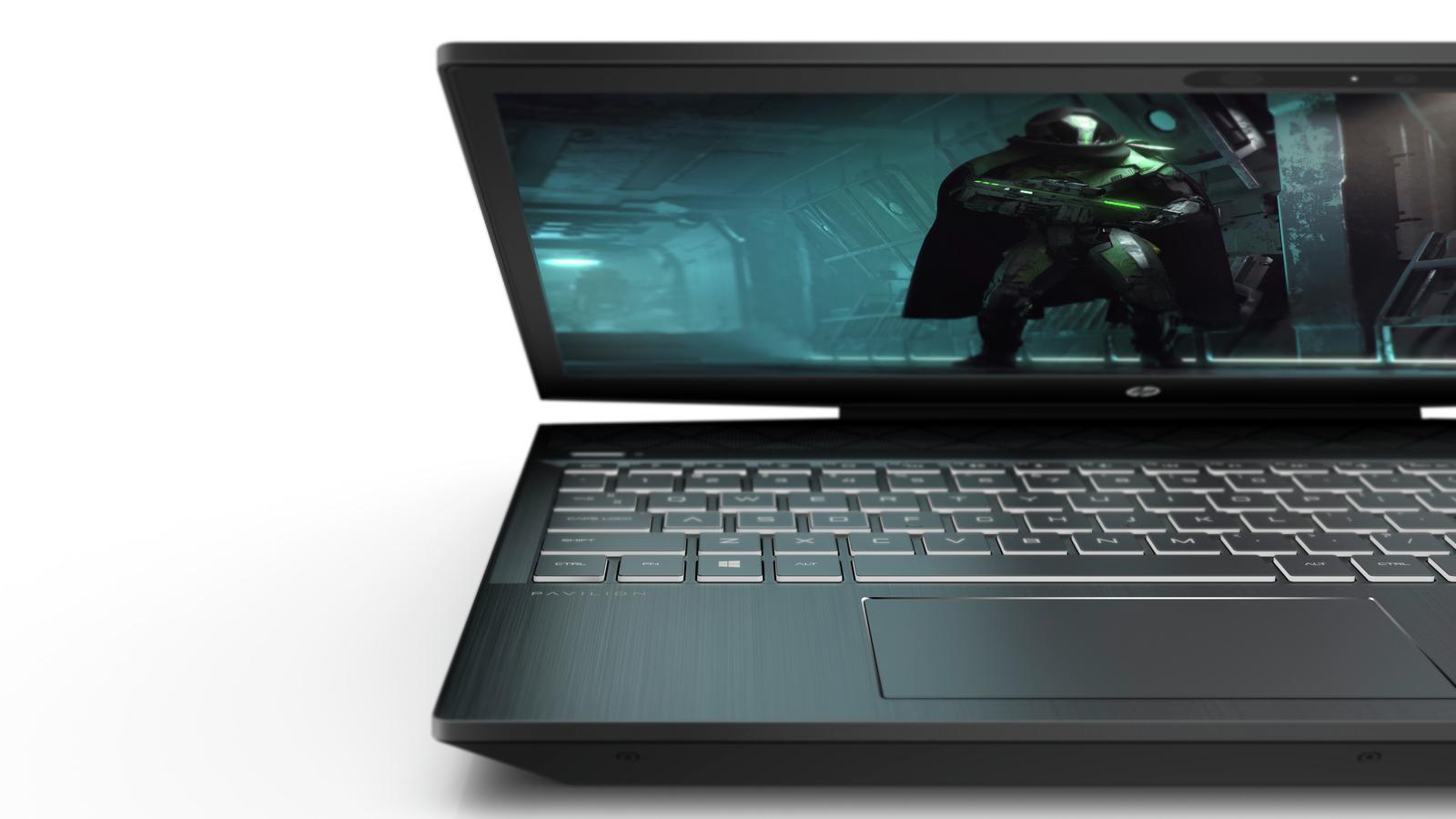 HP Pavilion 15-cx0006ns, un portátil barato para videojuegos