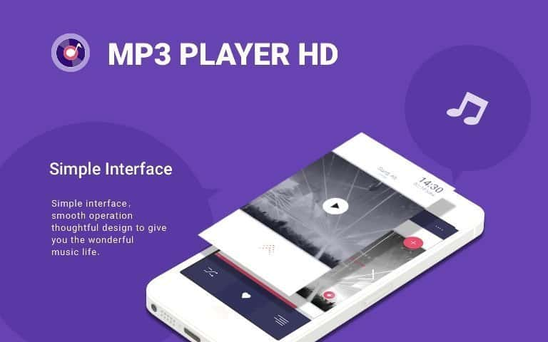 Mp3 Player HD - Top 10 Music Players For Android Device's Best Of 2017