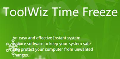 Toolwiz Time Freeze, y congela a Windows en el tiempo.