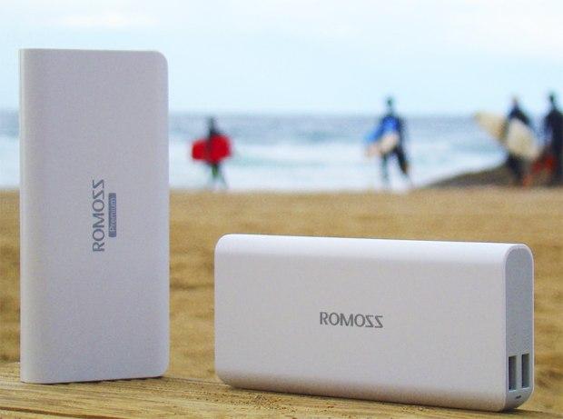 Romoss: powerbanks y baterías externas de calidad