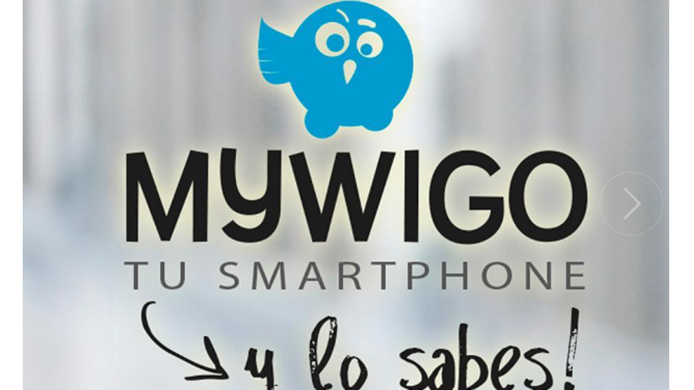 MyWiGo móviles de gama alta a buen precio