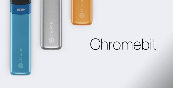 Google Chromebit: Chrome OS para llevar