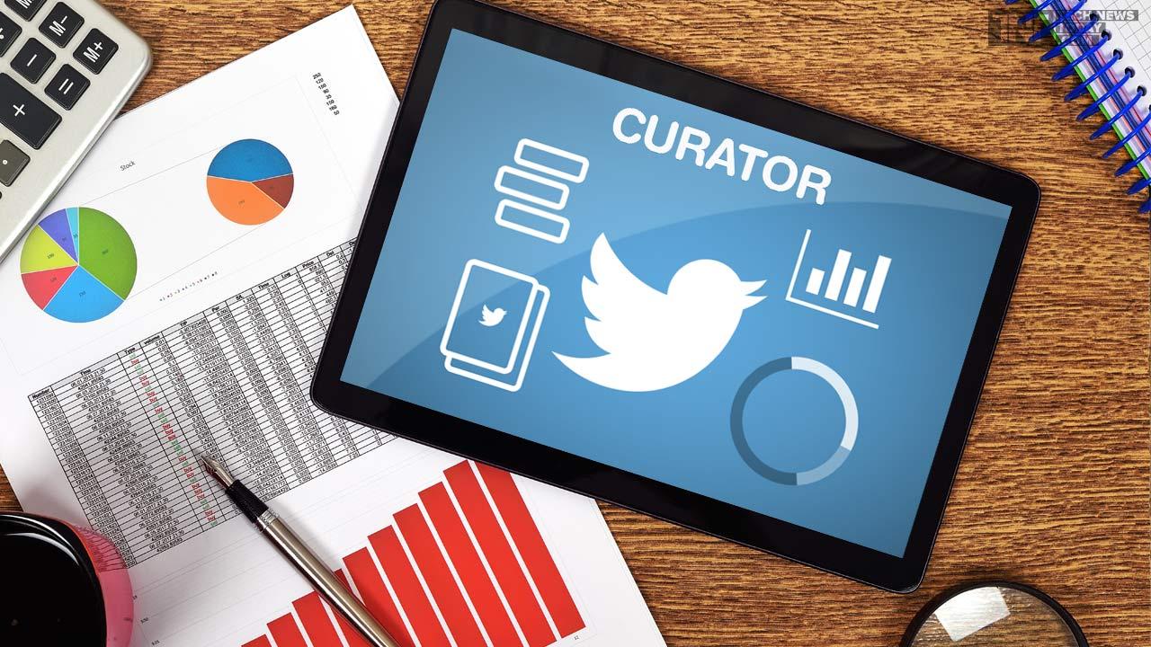 Curator de Twitter para seleccionar y compartir noticias