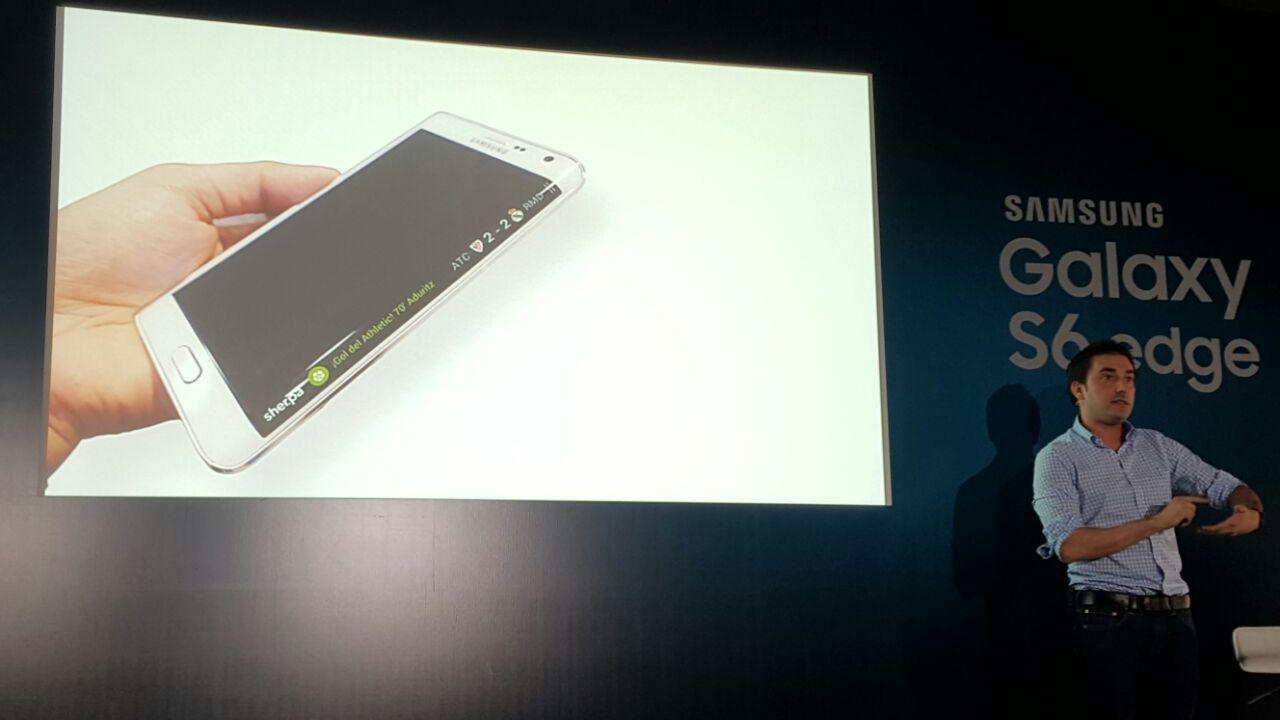 Sherpa Next, preinstalada en los móviles Samsung