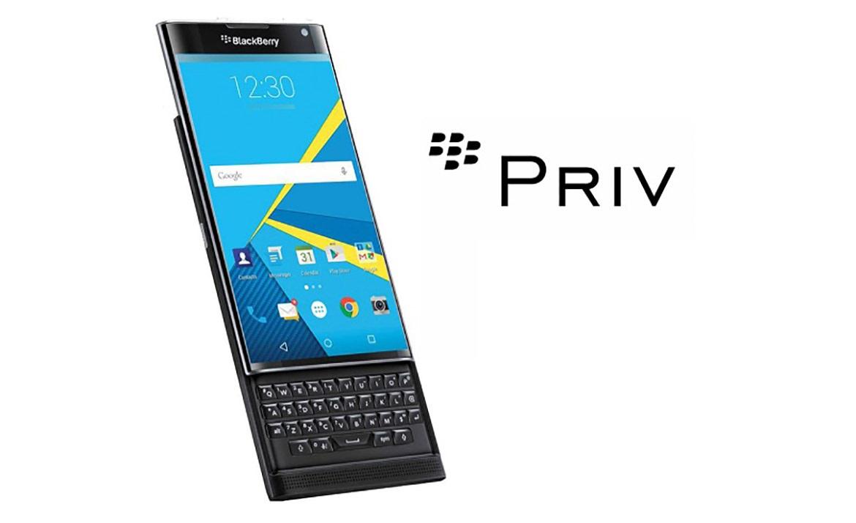 Blackberry Priv, el primer Android de la compañía