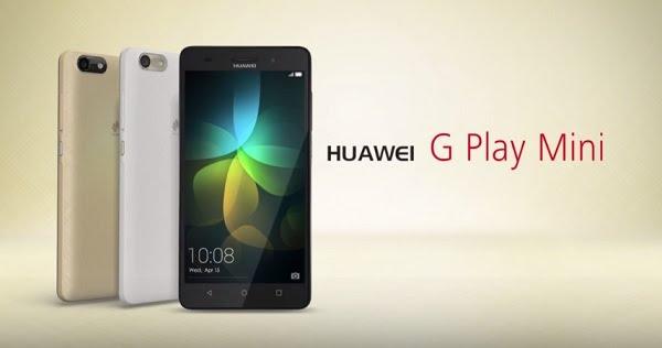 Huawei G Play Mini, un smartphone chino que podemos comprar en España