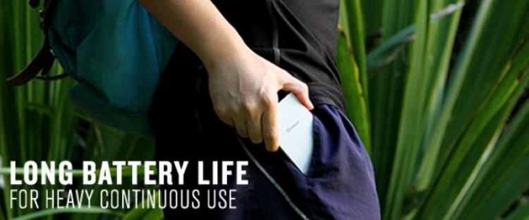 ASAP Dash la batería externa que carga tu móvil en 5 minutos