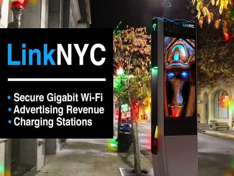 WiFi gratis en Nueva York, la capital del mundo se moderniza