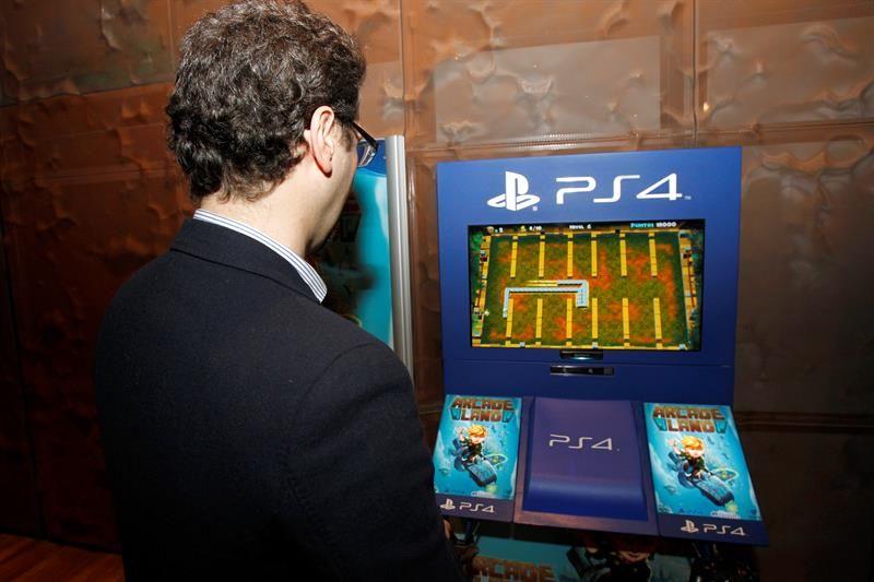 Arcade Land, para jóvenes con parálisis cerebral