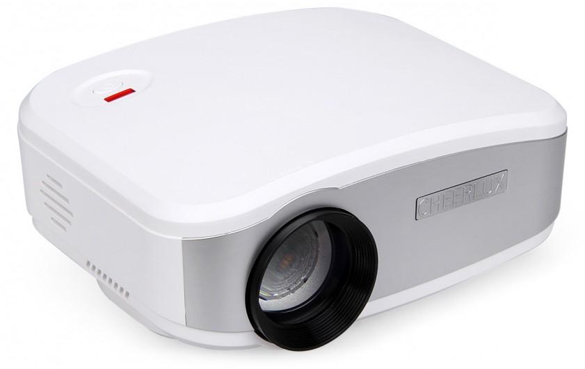 Cheerlux C6, análisis de este proyector chino barato