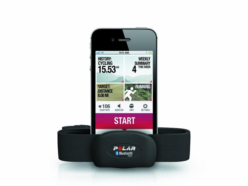 Polar H7, tu pulsómetro para iOS y Android