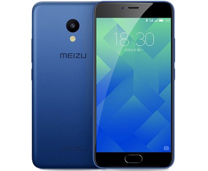 Meizu M5 color azul