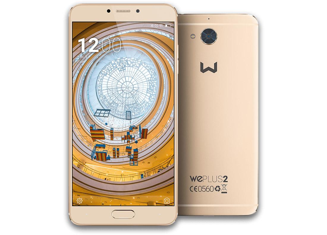 Weimei WePlus 2, los smartphones españoles están de moda