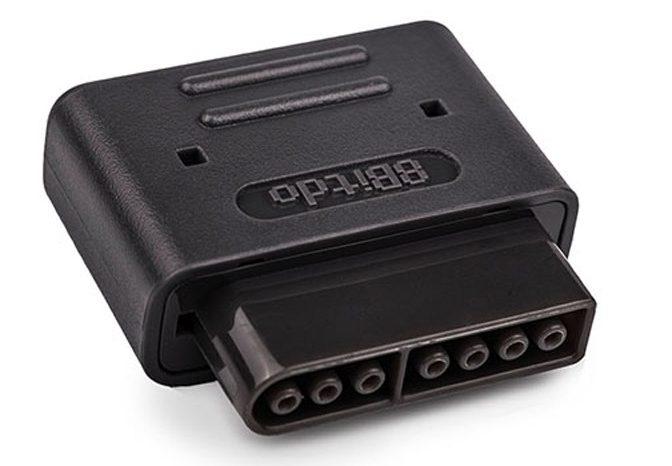 8Bitdo Retro Receiver para SNES