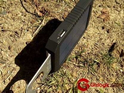 Cargador solar portatil de dodocool