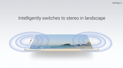 Xiaomi Mi Max 2 sonido