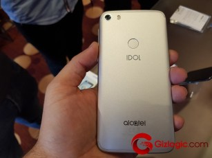 Alcatel Idol 5 Diseño