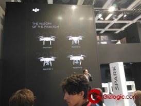 DJI Cuarta generación de drones