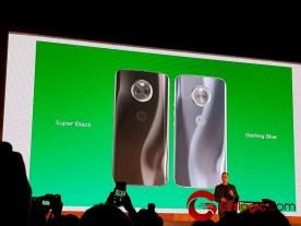 Lenovo Moto X4 Colores