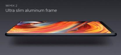 Xiaomi Mi Mix 2 materiales 2
