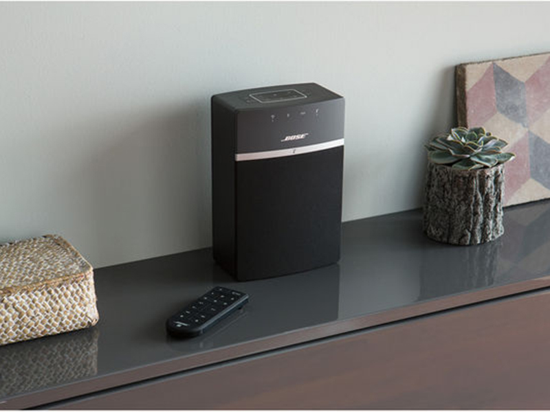 Bose Soundtouch 10, convierte tu casa en una sala de conciertos