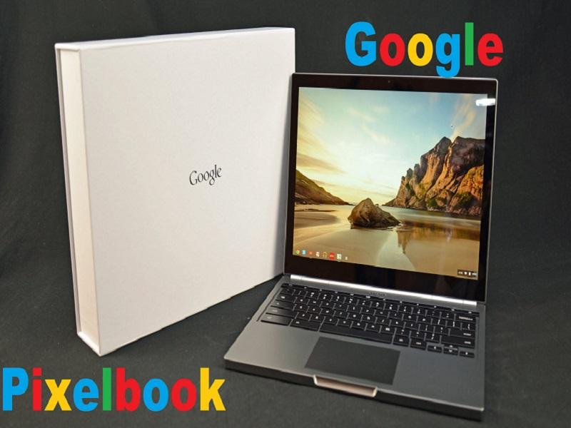 Google Pixelbook, el nuevo integrante portátil de la gran G