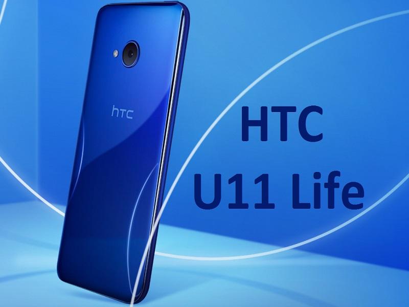 HTC U11 Life, confirmadas sus especificaciones oficiales