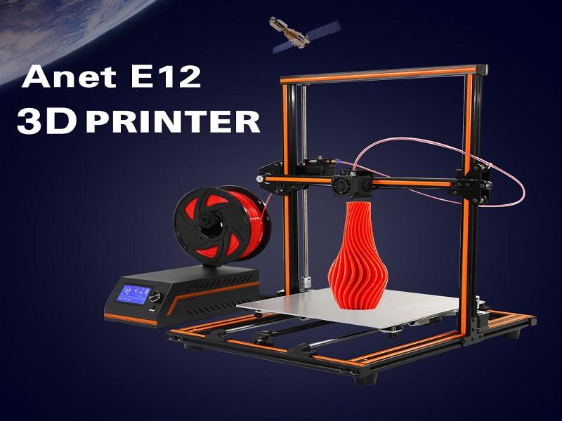 Anet E12, análisis una impresora 3D que no te defraudará