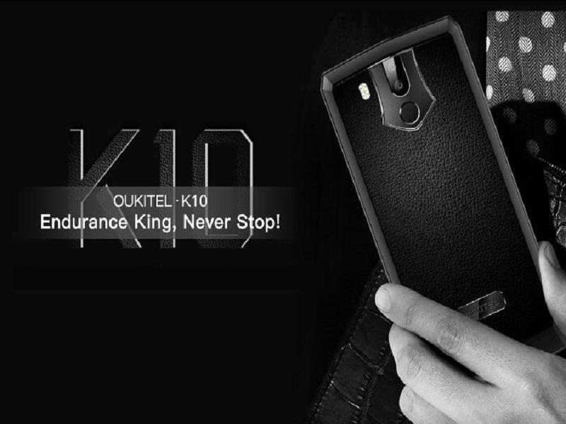 Oukitel K10, un teléfono con buena calidad y batería inagotable