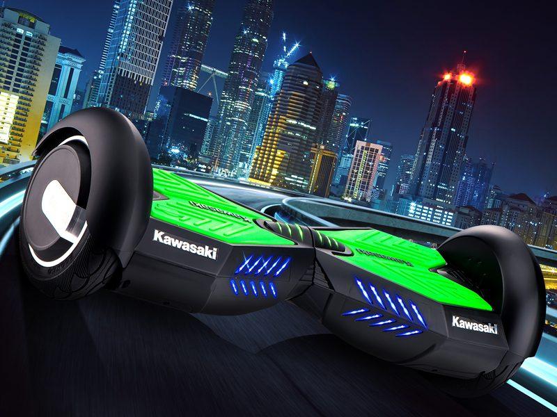 Hoverboard Kawasaki, comparamos todos sus modelos