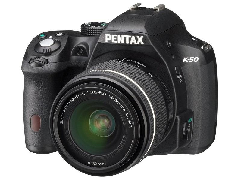 Pentax K50, la cámara réflex que va a seguir arrasando en 2018