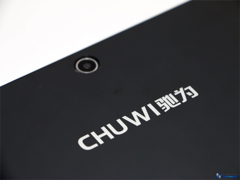 Chuwi Hi9, la nueva tablet Android 7.0 de la marca.