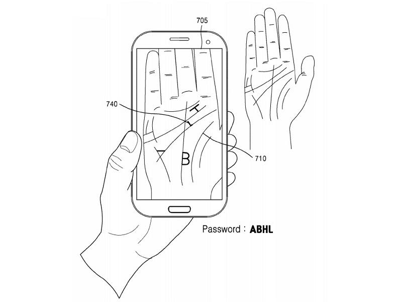 patentes de Samsung