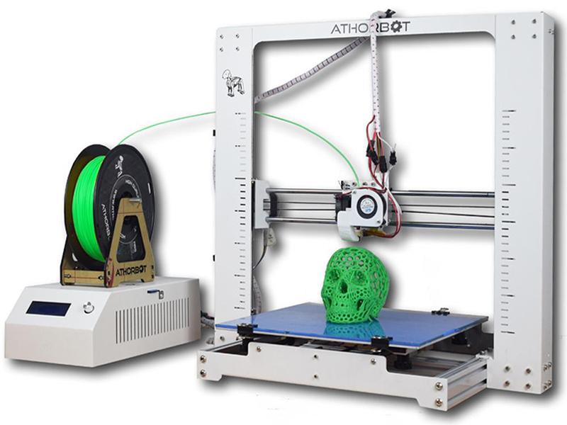 Athorbot Brother, la impresión 3D nos da más opciones