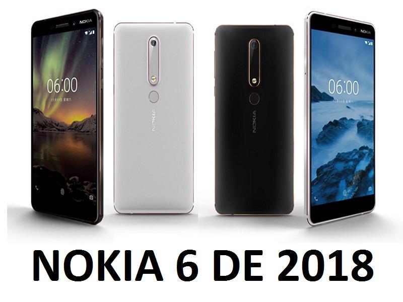 Nokia 6 de 2018, las mejoras para este nuevo año
