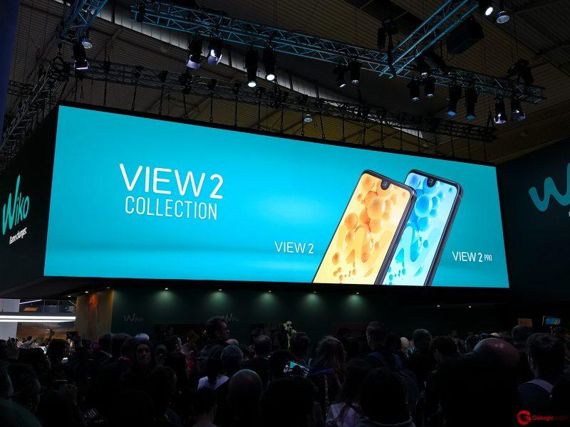 #MWC18: Wiko View 2 y Wiko View 2 Pro, una apuesta por la pantalla ultrapanorámica