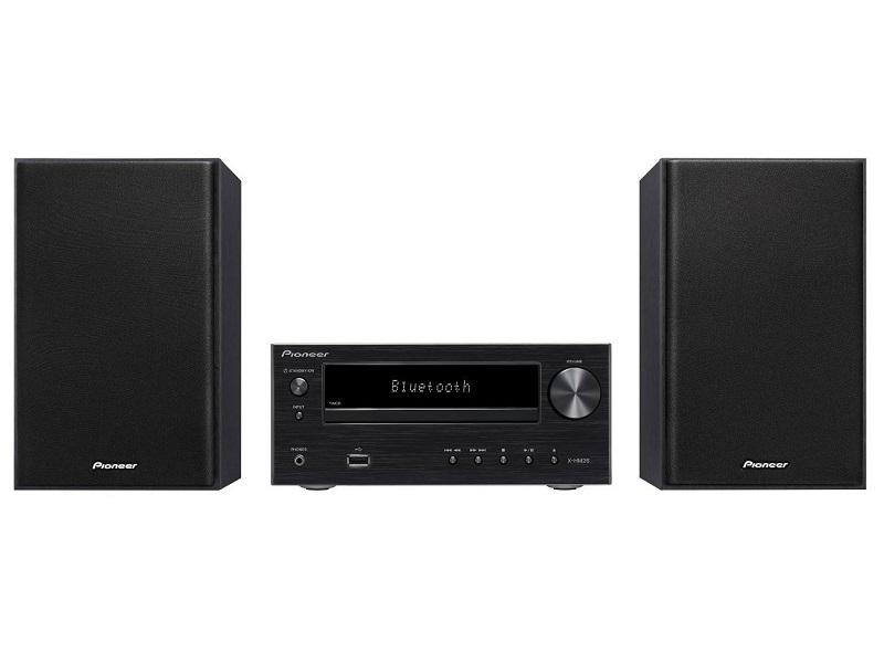 Pioneer X-HM26-B, equipo de audio clásico con funciones modernas