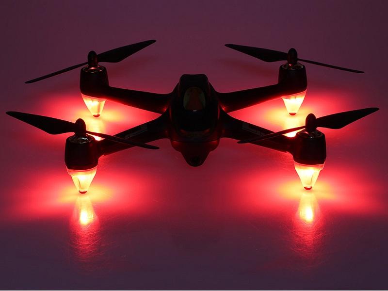 Hubsan H501S X4, un dron Full HD con GPS e iluminación incorporada