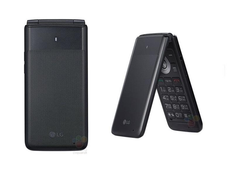 LG Folder, filtrado un nuevo teléfono con tapa