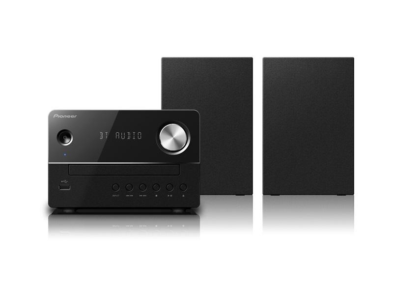 Pioneer X-EM26, reproductor de audio clásico con Bluetooth